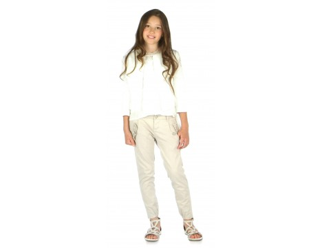 Patrizia Pepe Girls Pantalon