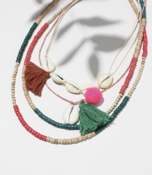 April Showers by Polder Seville Necklace April Showers by Polder Necklace