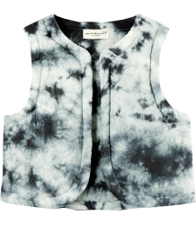 April Showers by Polder Nala Vest April Showers by Polder Nala Vest black tie & dye