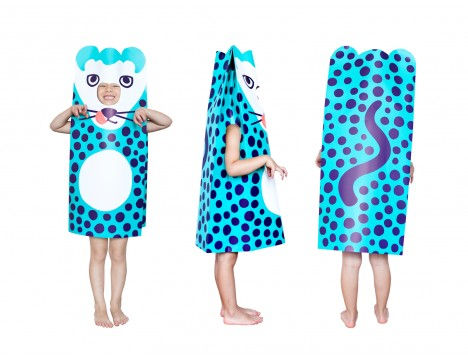 OMY Paper Costume Panthero