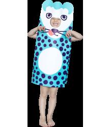Paper Costume Panthero OMY Costume Panthero blue