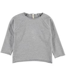 Gray Label Ribless Sweater Gray Label Ribless Sweater grey melange