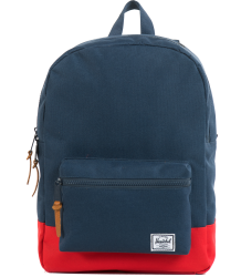 Herschel Settlement Backpack Youth Herschel Settlement Youth Navy Red