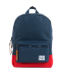 Herschel Settlement Backpack Kid Herschel Settlement Kid navy red