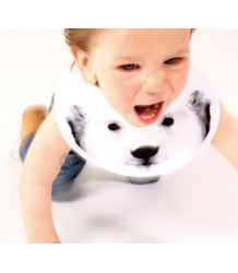 Anatology Bib Anatology Bib, polar bear