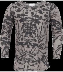 Lilong - Printed Jersey T-shirt Little Remix Lilong T-shirt