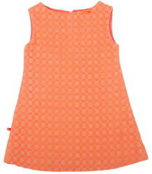 Bengh per Principesse Simple Dress Bengh per Principesse Simple Dress Orange