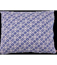 Bengh per Principesse Knitted Cusion Cover Bengh per Principesse Knitted Cusion Cover, blue