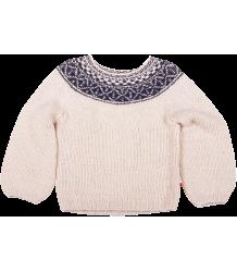 Bengh per Principesse Jacquard Sweater Bengh per Principesse Jacquard Sweater