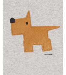 Bengh per Principesse Print Sweater Bengh per Principesse Print Sweater, dog