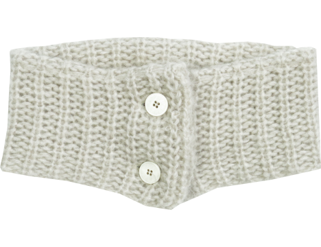 Patrizia Pepe Girls Wool Collar
