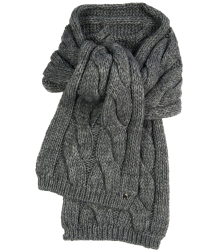 Patrizia Pepe Girls Knitted Scarf Patrizia Pepe Junior Girls Knitted Scarf