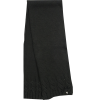 Knitted Scarf Patrizia Pepe Girls Knitted Scarf, black