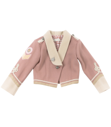 Stella McCartney Kids Lee Jacket Stella McCartney Kids Lee Jacket, pink