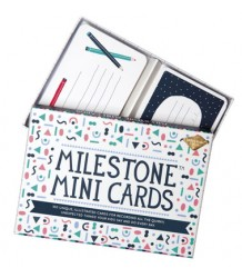 Mini Cards Milestone Cards Mini Cards