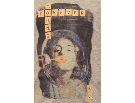 American Outfitters Scrabble Tee