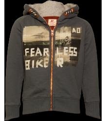 Hoodie Full Zip Biker American Outfitters Hoodie Full Zip Biker