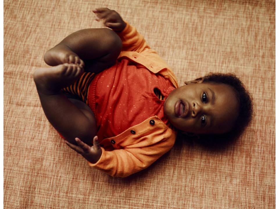 a01ef34360c0 Kidscase Philly Baby Cardigan - Orange Mayonnaise