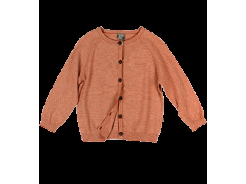 3d5fd0821e50 Kidscase Philly Cardigan - Orange Mayonnaise