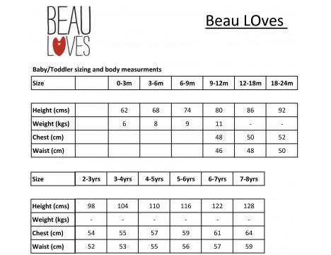 Beau LOves Underwear Pack