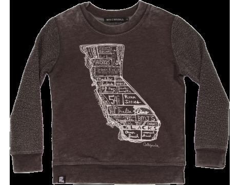 Mini & Maximus Crew Sweater