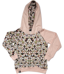 Pullover Hoodie Mini & Maximus Pullover Hoodie MOUNTAINS aop
