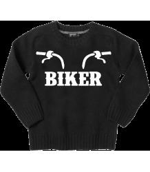 Yporqué Biker Knitted Sweater Yporqu? Biker Knitted Sweater