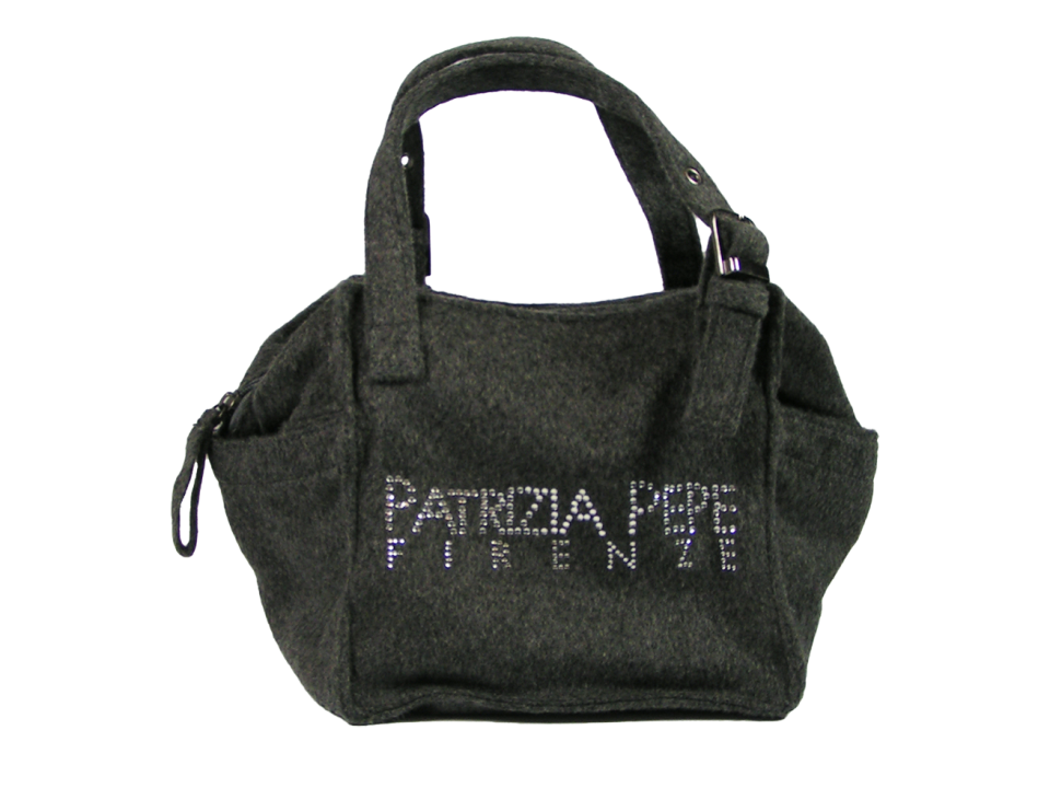 Patrizia Pepe Girls Bag - Orange Mayonnaise be73d60db83