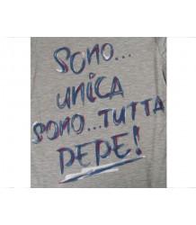 Patrizia Pepe Girls T-shirt Patrizia Pepe Firenze Junior Maglia Jersey T-shirt