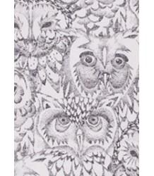 Soft Gallery Bob Romper Aop UIL Creme Wit Soft Gallery Bob Body cream OWL aop