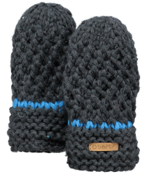 Mily Mitts Barts Mily Mitts charcoal