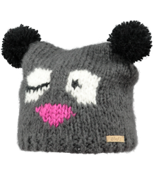Barts Grizly Beanie Kids Barts Grizly Beanie Kids dark heather