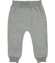 Baggy Fleece Trouser Baby Patrizia Pepe Girls Baggy Fleece Trouser Baby mixed grey