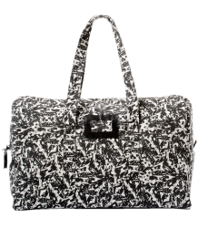 April Showers by Polder Manuel Small weekend Bag April Showers by Polder Manuel Small weekend Bag Veggie print