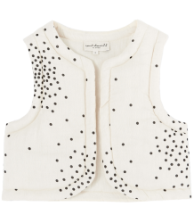 April Showers by Polder Mala Vest April Showers by Polder Mala Vest stardust black