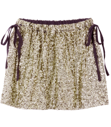 April Showers by Polder Orage Skirt April Showers by Polder Orage Skirt bronze
