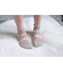 Polder Girl Oran Ankle Socks April Showers by Polder Oran Ankle Socks