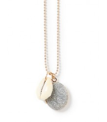Polder Girl Luciole Necklace April Showers by Polder Luciole Necklace