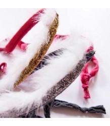 Atsuyo et Akiko HairBand - Fur Glitters Atsuyo et Akiko HairBand - Fur Glitters