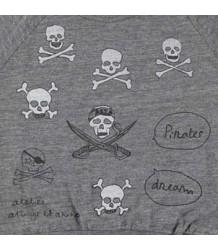 Atsuyo et Akiko TriBlend Raglan Pullover Atsuyo et Akiko TriBlend Raglan Pullover Pirate Skulls