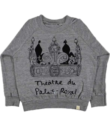 Atsuyo et Akiko TriBlend Raglan Pullover Atsuyo et Akiko TriBlend Raglan Pullover Palais Royal