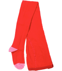 Plain Tights Buisjes & Beugels Plain Tights red