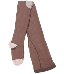 Buisjes & Beugels +++ Balloon Tights Buisjes & Beugels Balloon Tights Brown