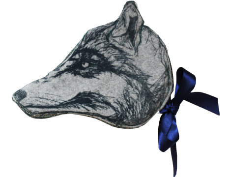Animalesque Grey Wolf
