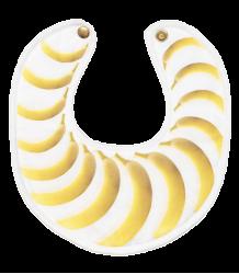 Anatology Bib Anatology Bib bananas