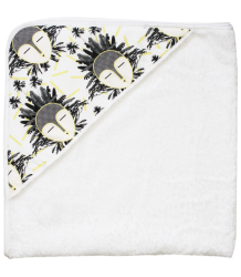 Hooded Bath Towel Anatology Hooded Bath Towel Totem #3 yellow