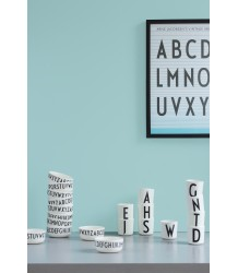 Design Letters ABC Kids Melamine Bowl Design Letters ABC Kids Melamine Bowl