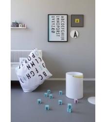 Design Letters AJ Wooden Cubes Design Letters AJ Wooden Cubes
