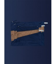 Susan Bijl The New Pouch Susan Bijl The New Pouch Navy Camel