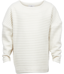Little Remix Shona - 3D Structured Sweat Little Remix Shona - 3D Structured Sweat, cream